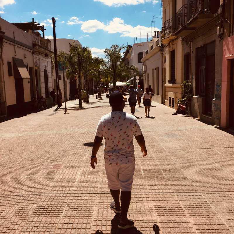 Calle Perez Castellano