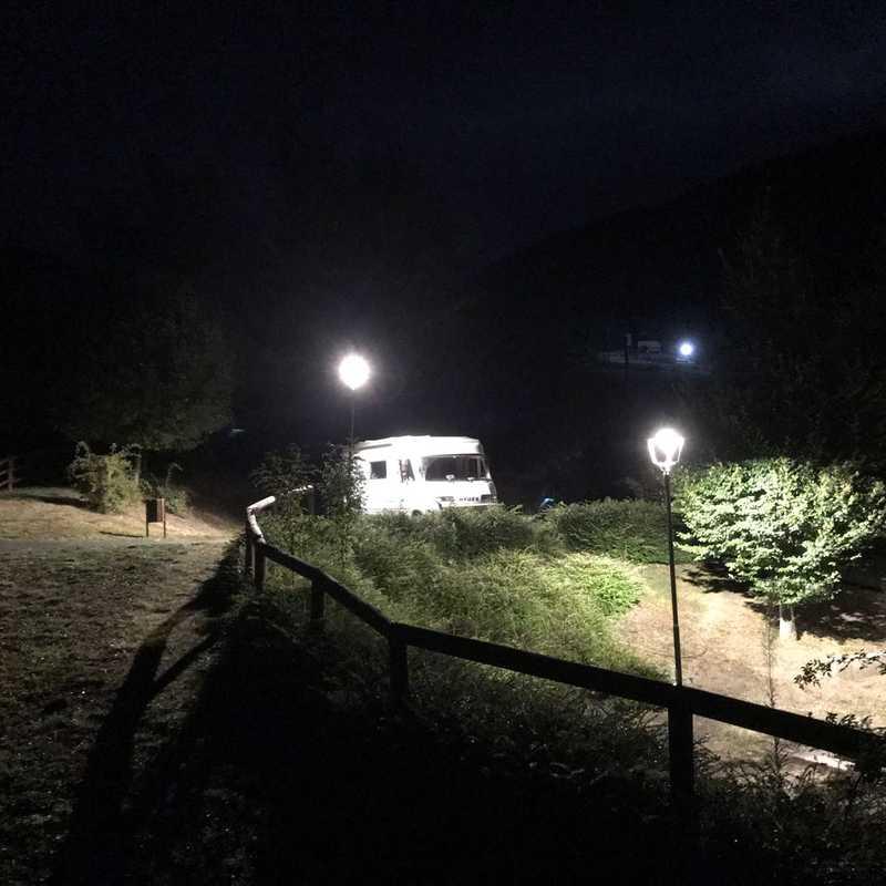 Area Sosta Camper Saint-Denis Plau