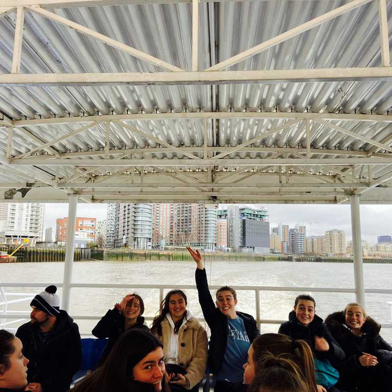 Thames Boat Rides from Embankment Pier