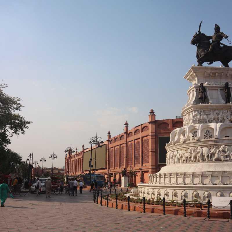 Fawwara chowk Amritsar