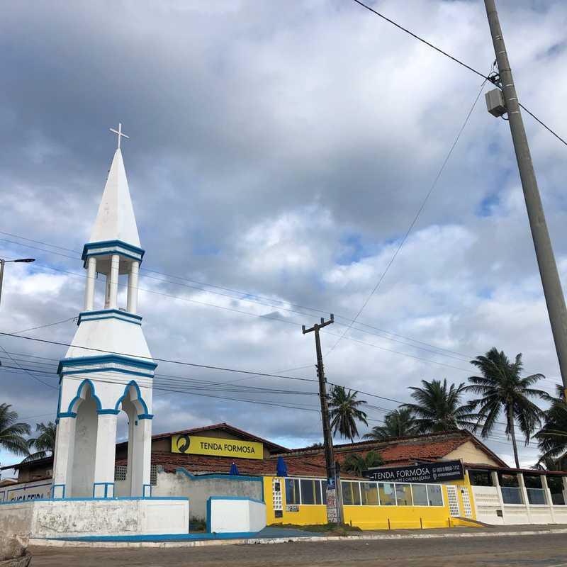 Oratório na Praia Formosa em Cabedelo-PB
