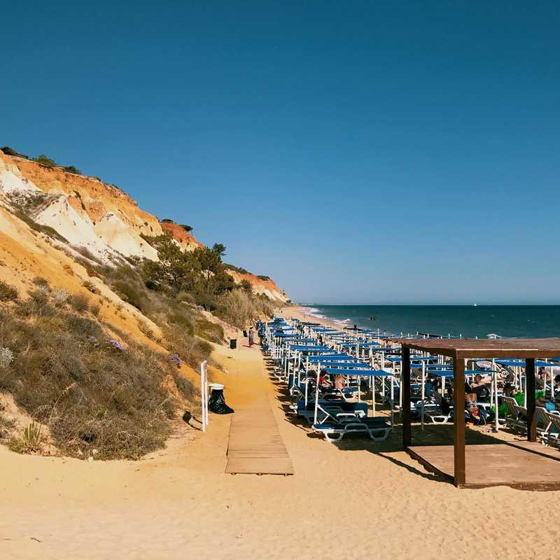 Visit Falesia Beach