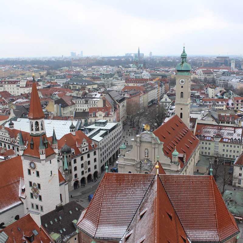 Munich 2018 | 5 days trip itinerary, map & gallery
