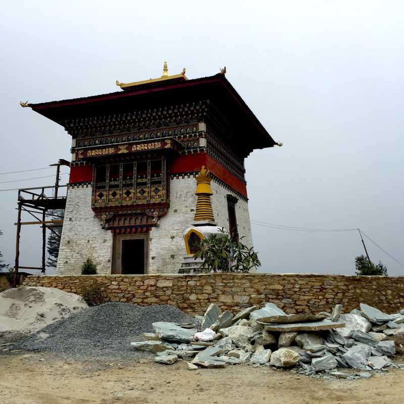 Thimphu to Bhutang