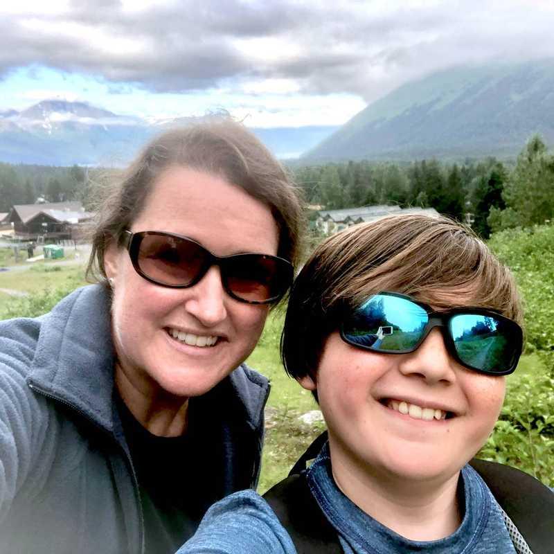 Mount Alyeska, Girdwood, AK
