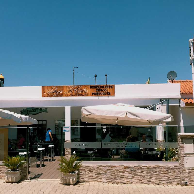 Lunch at Adega TiCosta