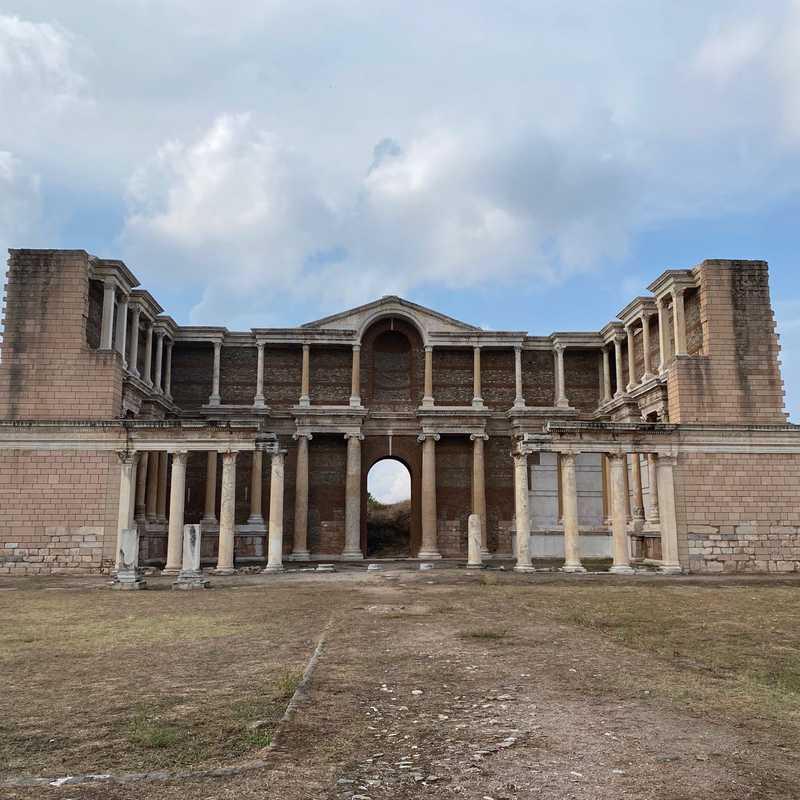 Sardis Gymnasium