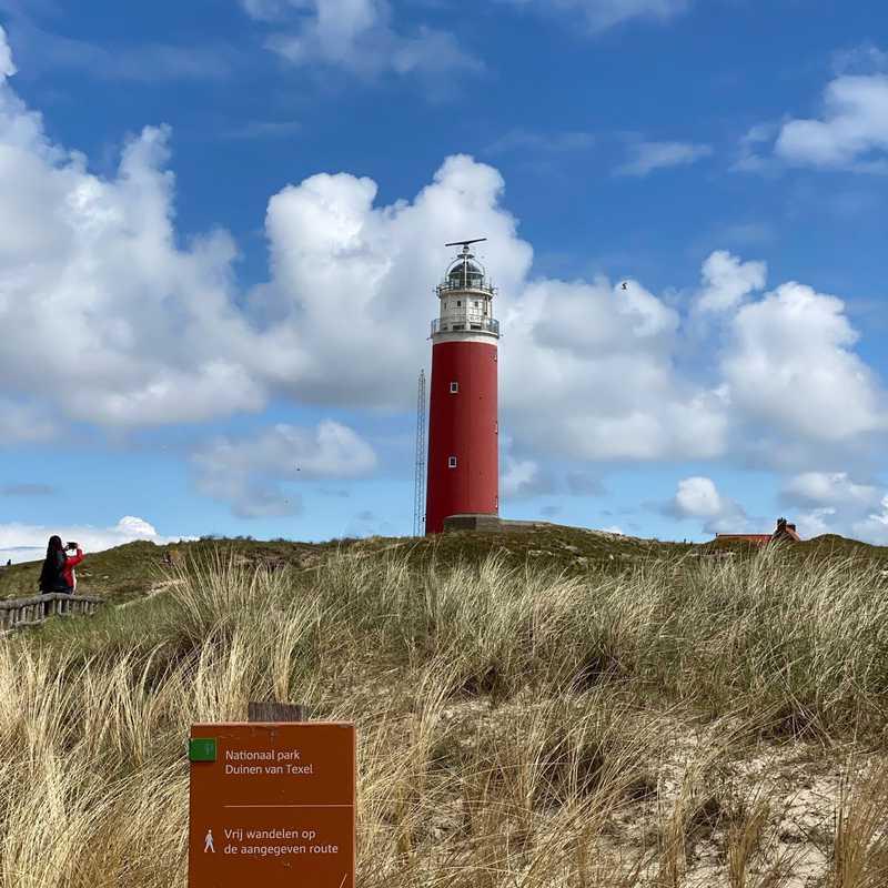 Lighthouse Texel