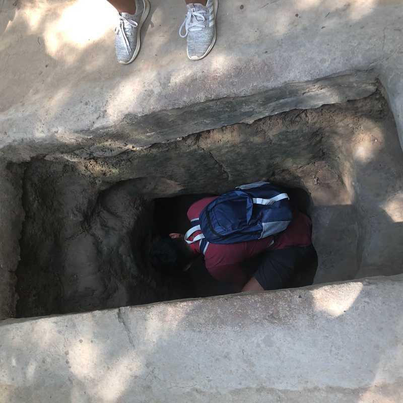 Ben Dinh Tunnels