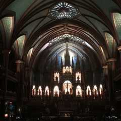 Notre-Dame Basilica of Montreal | Travel Photos, Ratings & Other Practical Information