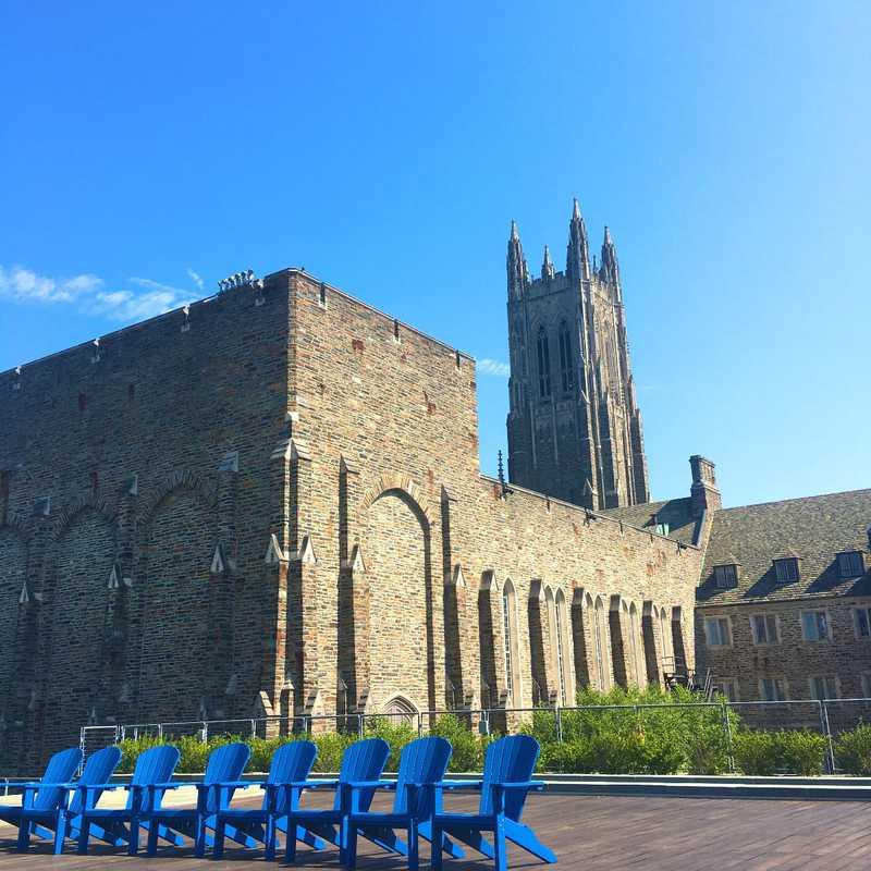 Duke University Tour