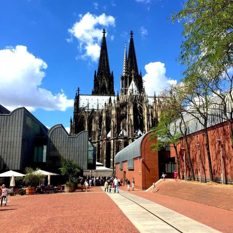 Trip Blog Post by @mkyiv: Cologne 🇩🇪 2018 | 2 days in Aug (itinerary, map & gallery)