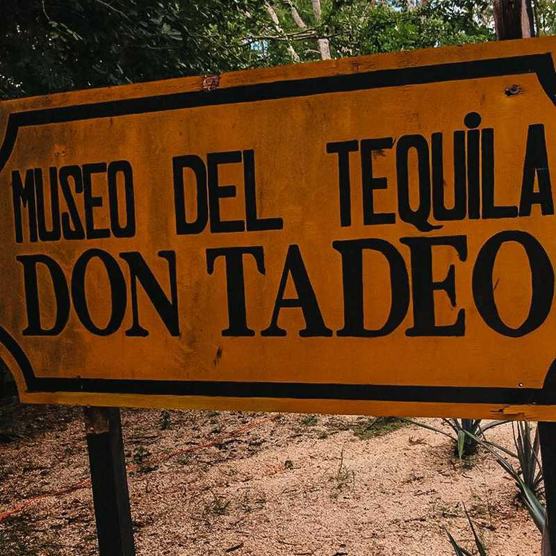 Museo Del Tequila DON TADEO