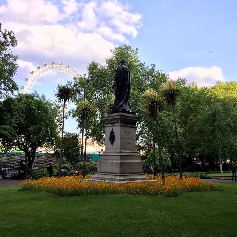 James Outram Statue