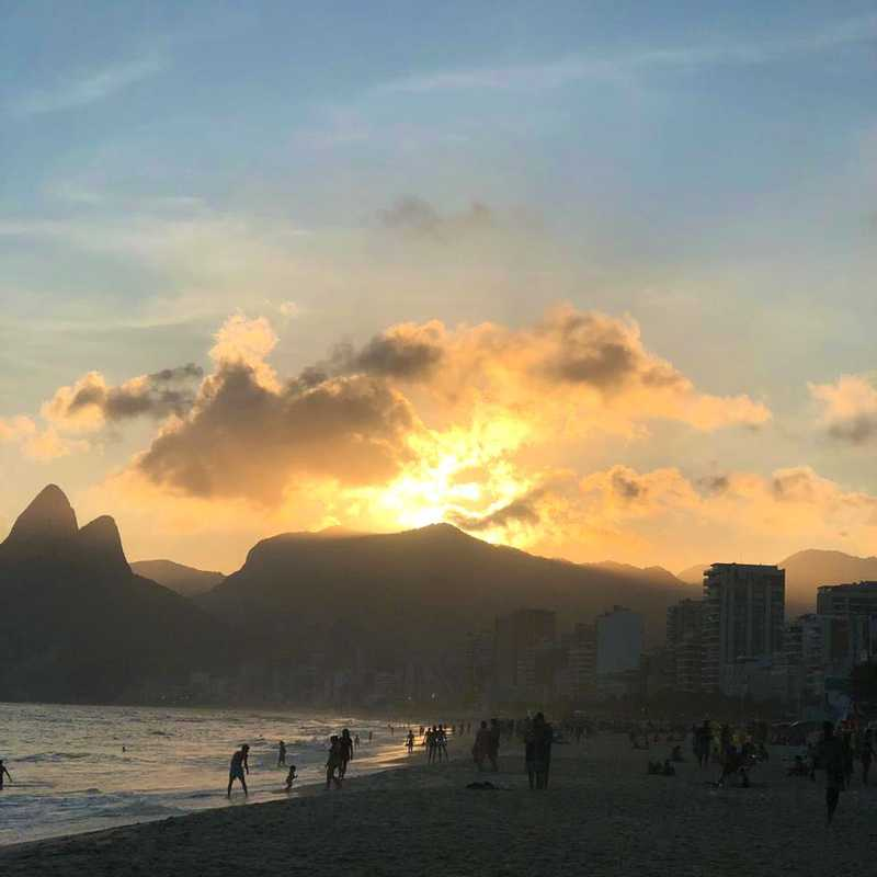 Trip Blog Post by @camilaterra: Rio de Janeiro - a short trip | 3 days in Apr (itinerary, map & gallery)