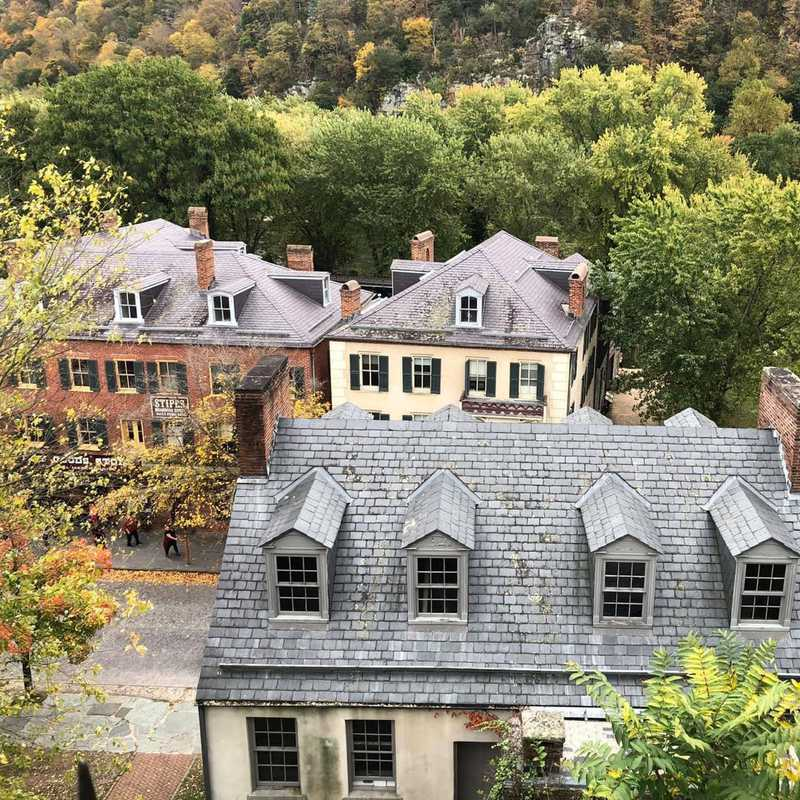 Trip Blog Post by @garypierce46: Harpers Ferry 2020 | 1 day in Oct (itinerary, map & gallery)