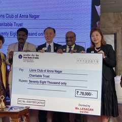 Le Royal Méridien Chennai