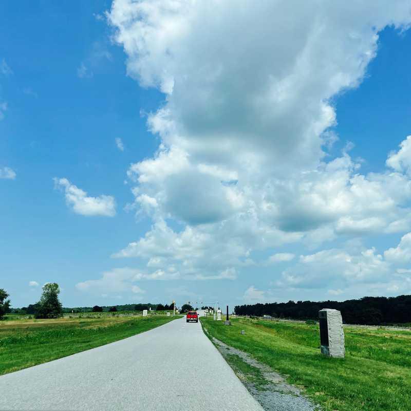 Gettysburg Auto Tour Stop 1