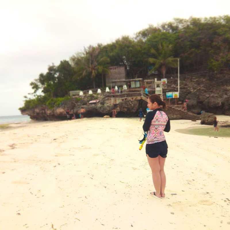 Sumilon Island Sand Bar