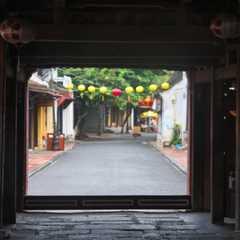 Japanese Covered Bridge / Chùa Cầu Hội An