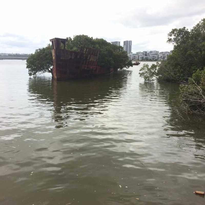 Shipwreck Lookout