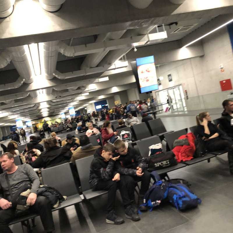 Liszt Ferenc Airport 2