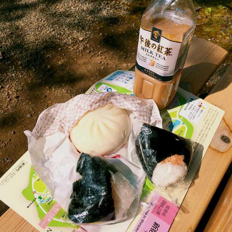 Breakfast Picnic in Park