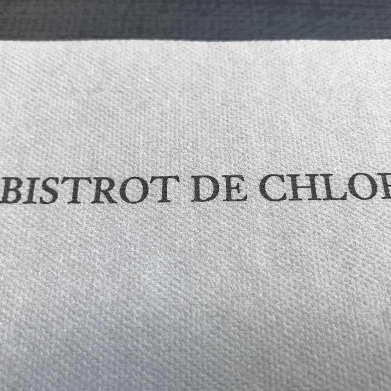 Le Bistrot de Chloe