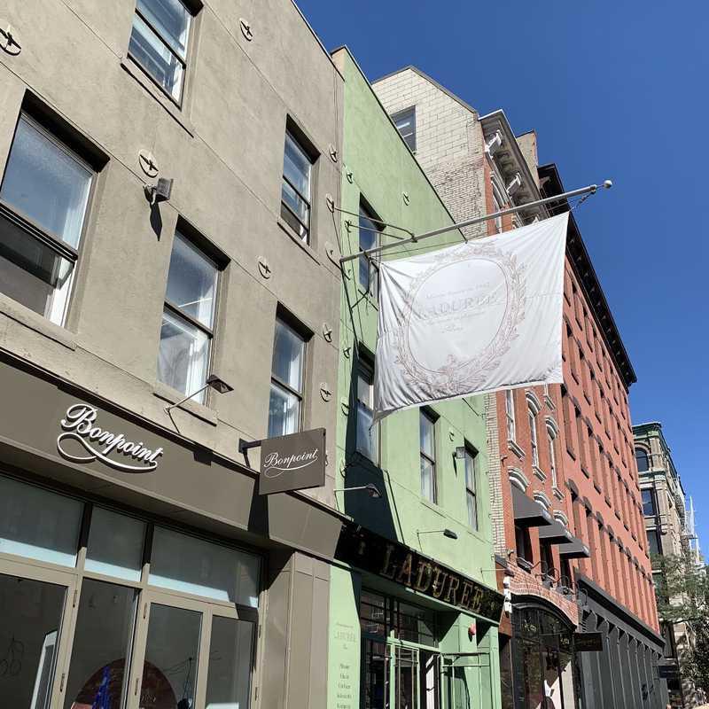 NYC Weekend - Hudson Yards & Laduree