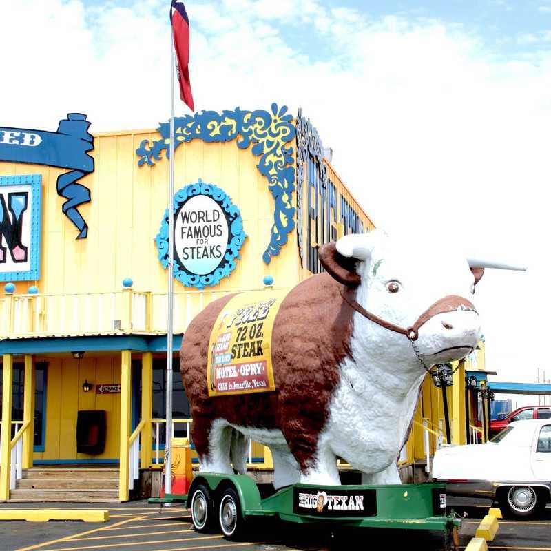 The Big Texan Steak Ranch & Brewery