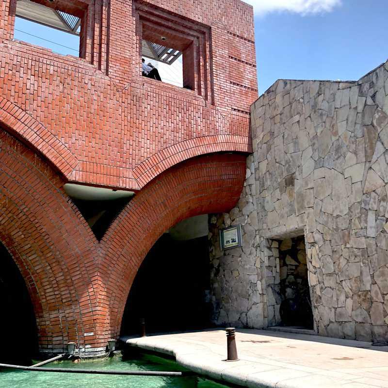 Parque Santa Lucia.