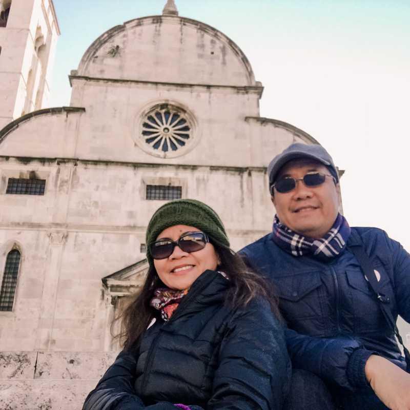 Trip Blog Post by @TitaCa: Zadar, Croatia | 1 day in Nov (itinerary, map & gallery)
