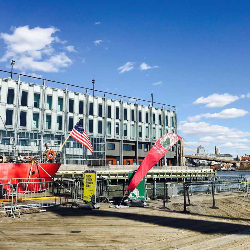 South Street Seaport Historic District