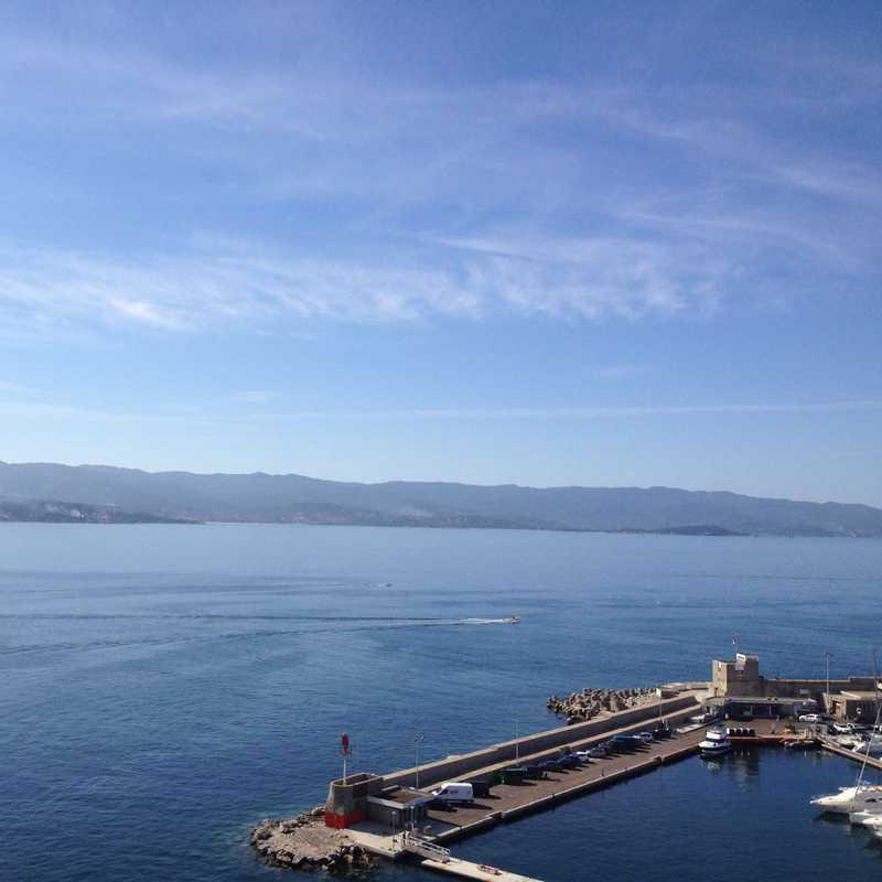 Port Tino Rossi Jetée de la Citadelle