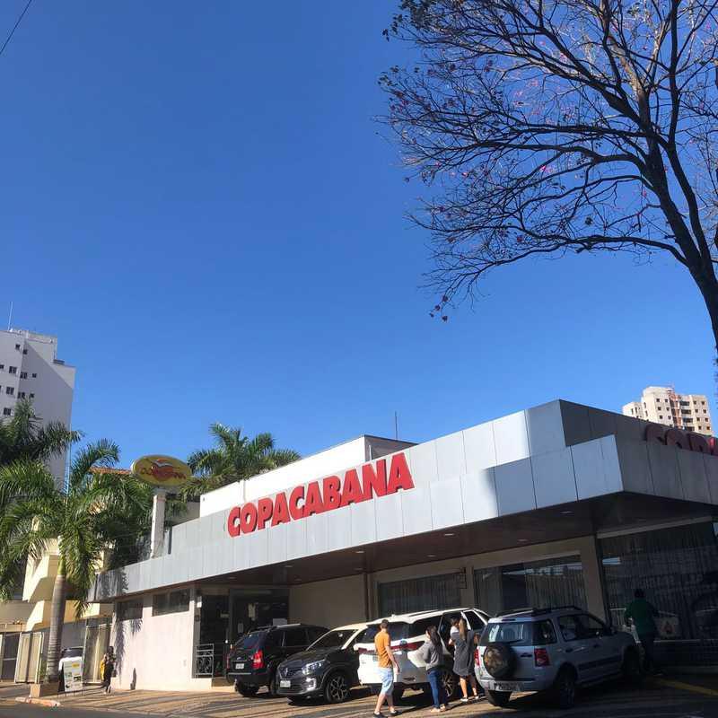 Padaria e Confeitaria Copacabana