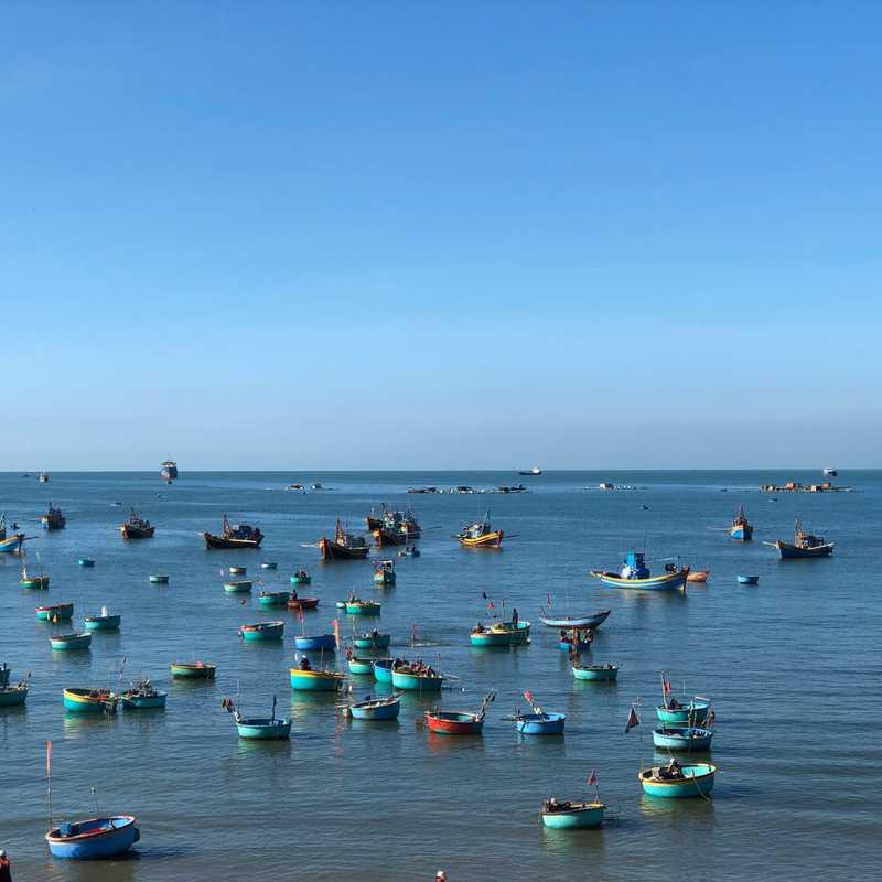 Muine Fishing Village
