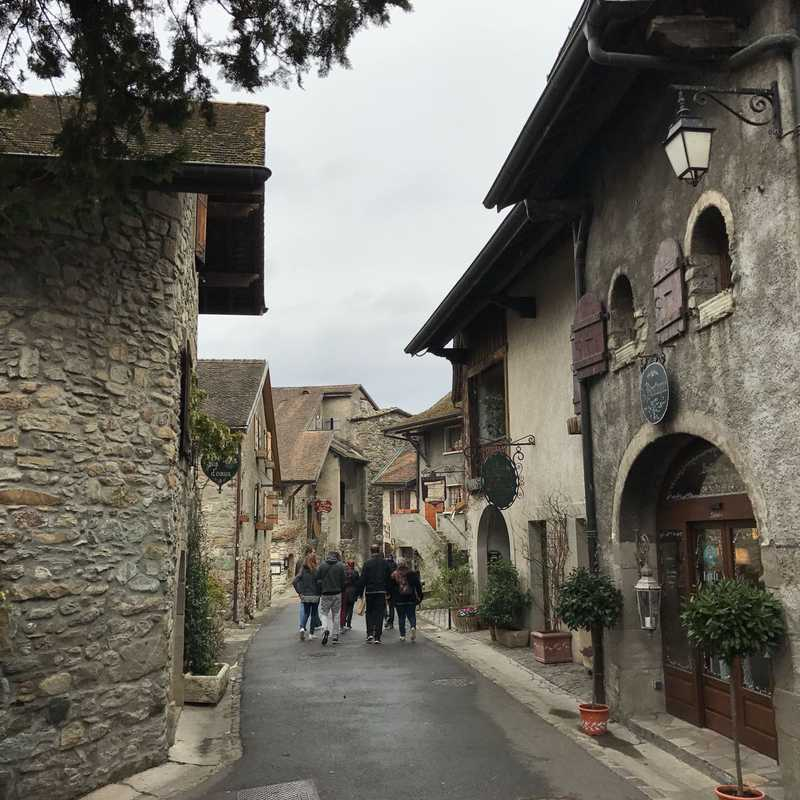 Medieval Town of Yvoire