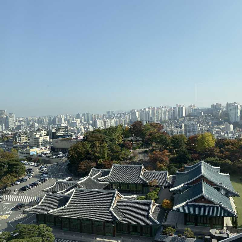 KOREA SEOUL SHILLA HOTEL 2019