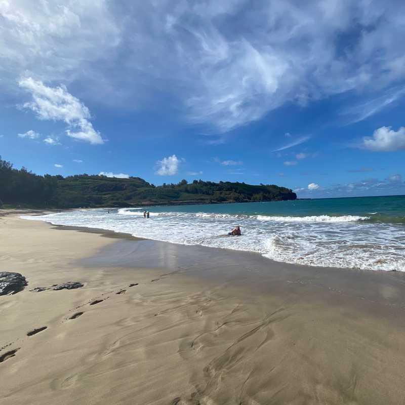 Rock Quarry Beach-Gilligans Island filmed here