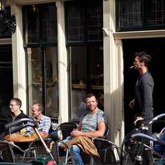 Zeedijk is known for a number of gay and gay-friendly establishments