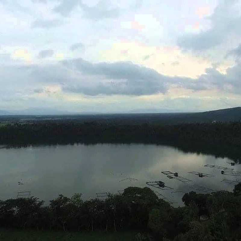 Trip Blog Post by @issafilipinas: Tikob Volcano & Lake, Tiaong Quezon, Philippines   1 day in Aug (itinerary, map & gallery)