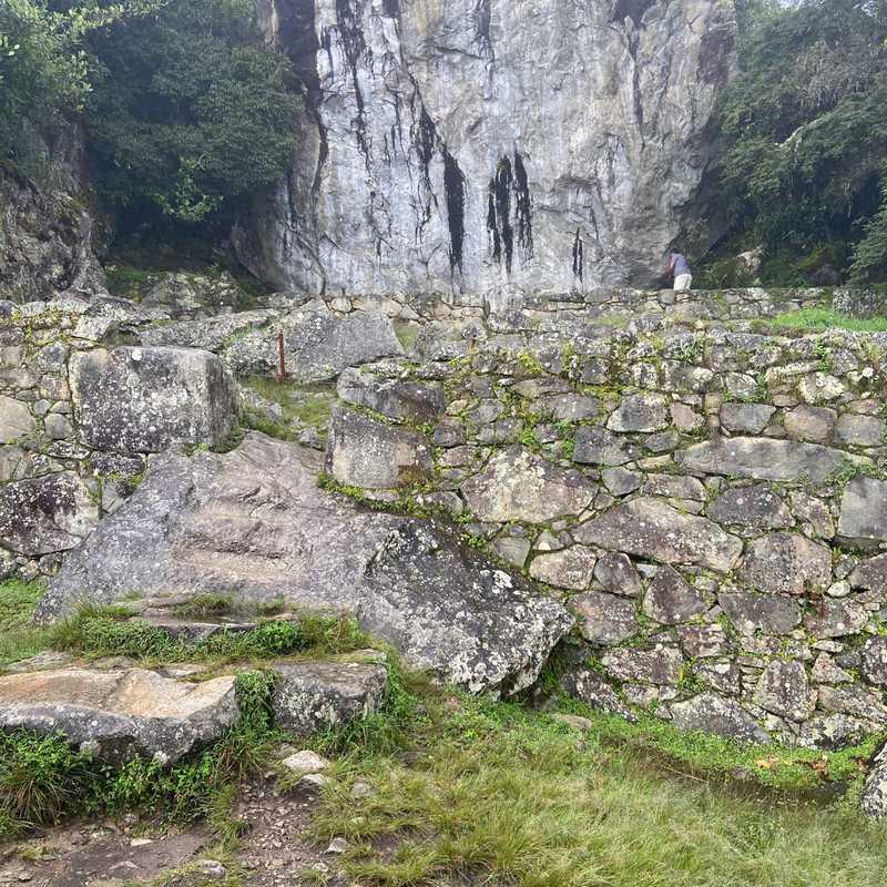 Machu Picchu Hiking Trail