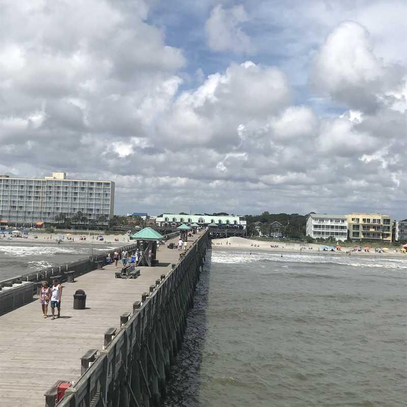 Folly Beach Pier