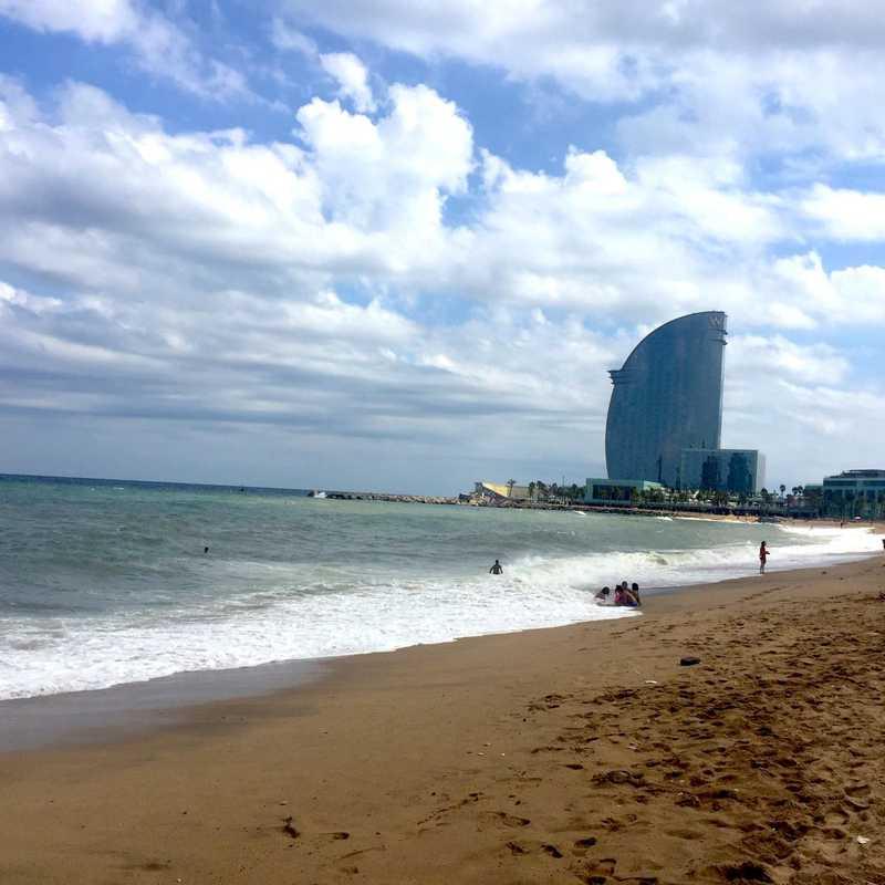 Sant Sebastian Beach