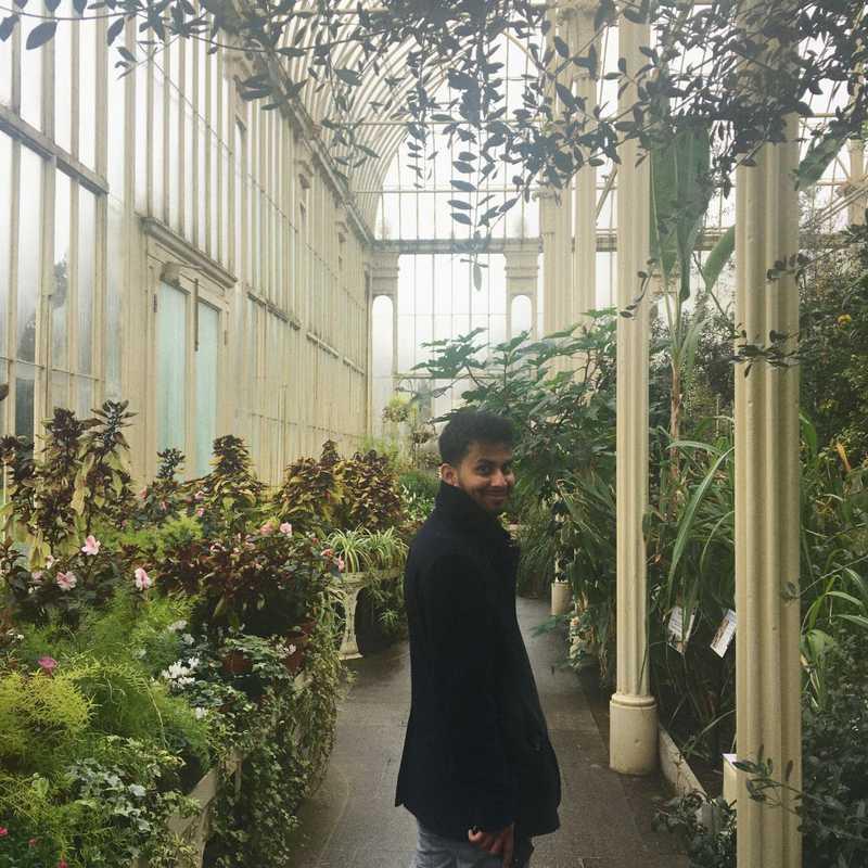 Botanic Gardens, stop 151