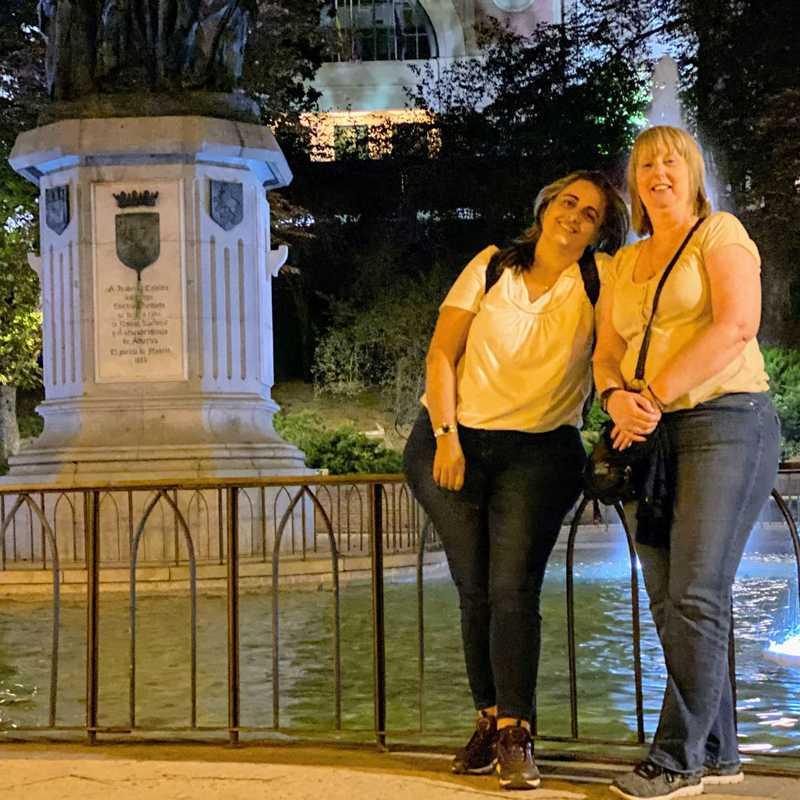 Monumento del Pueblo de Madrid a la Constitución Española de 1978