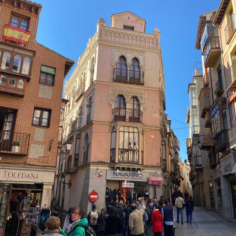 Plaza Cuatro Calles