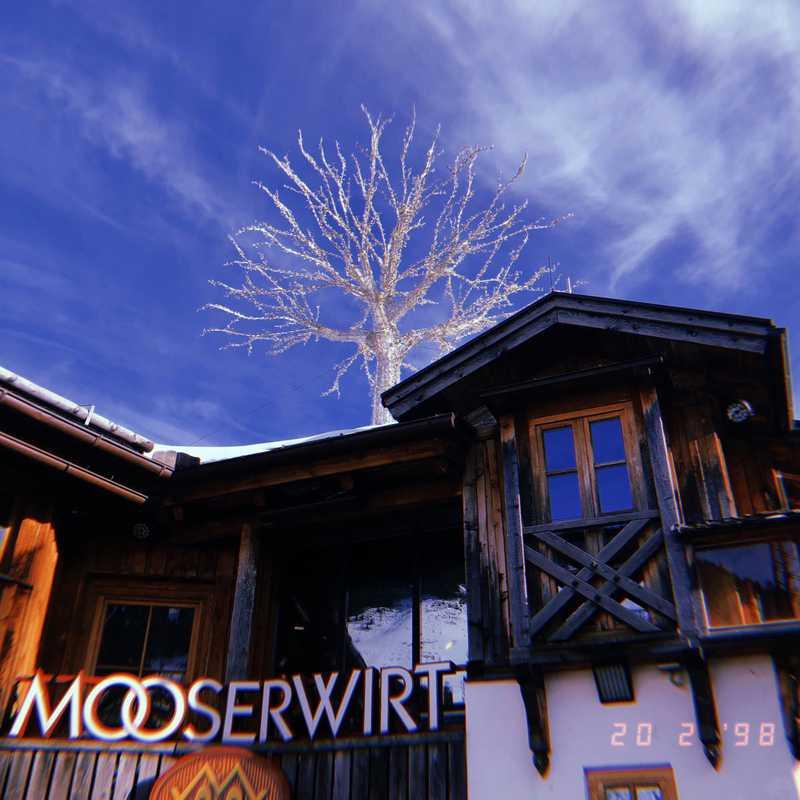 MooserWirt - wahrscheinlich die schlechteste Skihütte am Arlberg