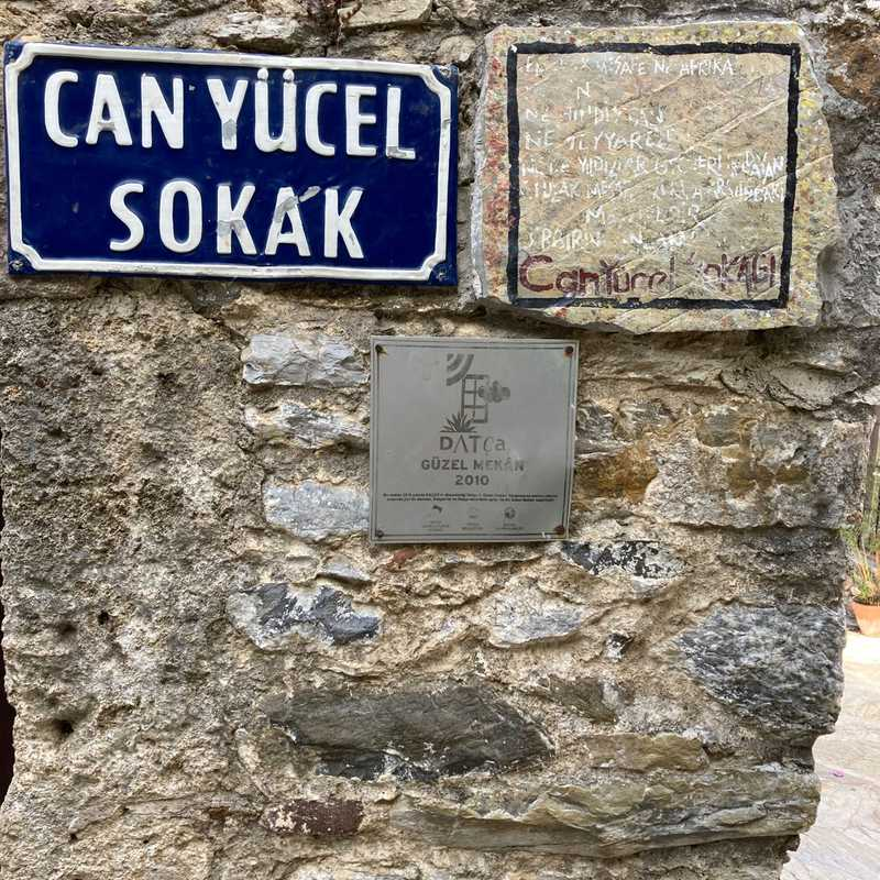 Can Yücel Home