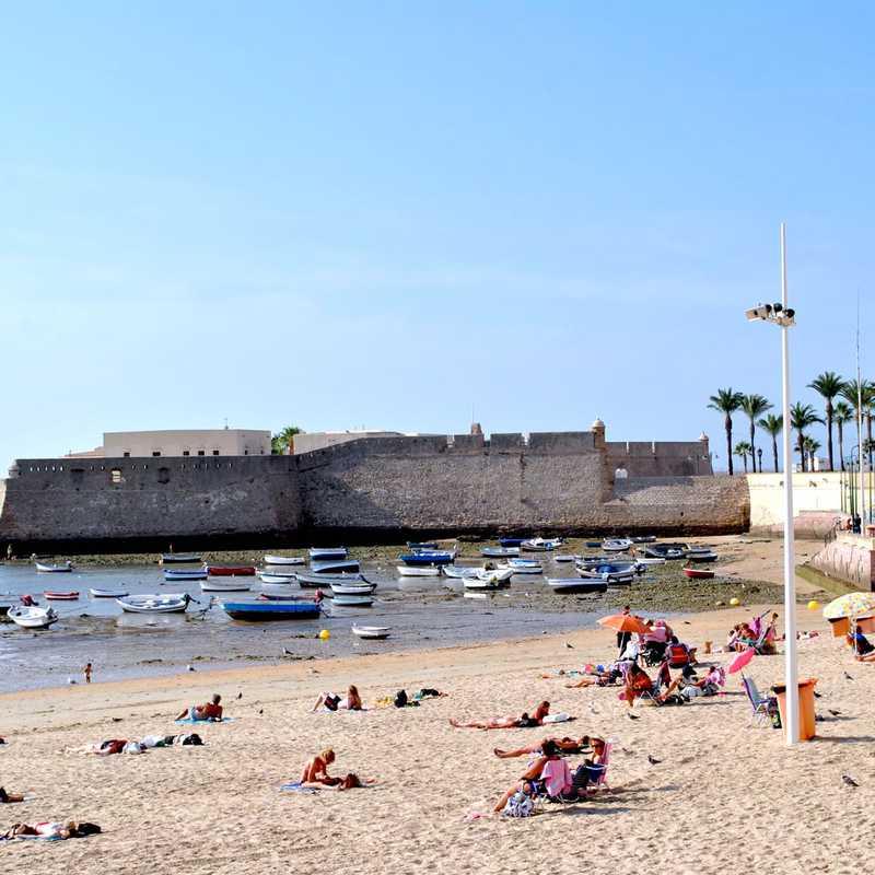 Castillo de San Sebastian